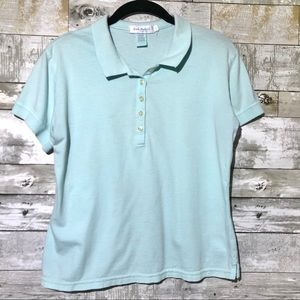 Vintage Fresh Produce Polo Size L
